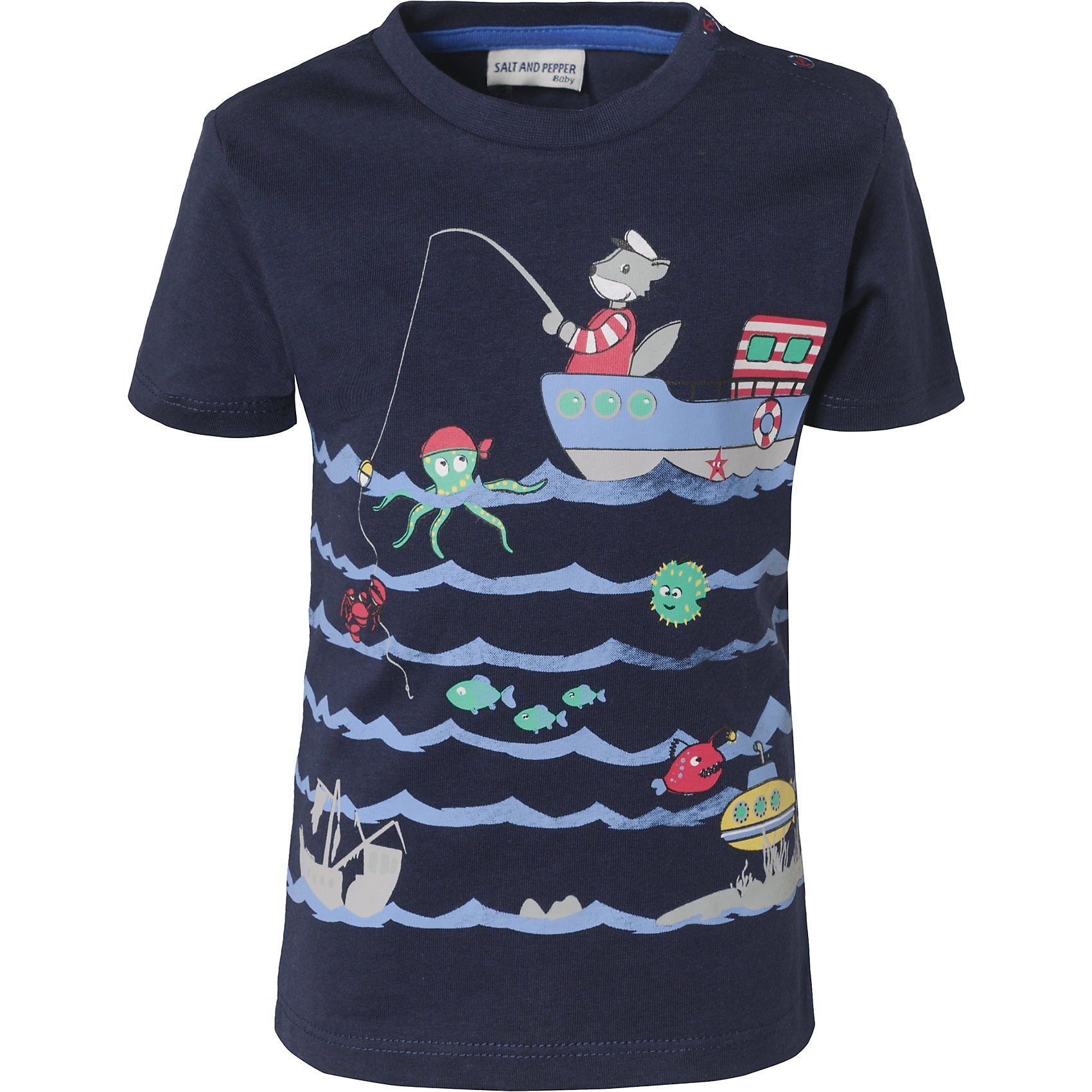 SALT AND PEPPER Baby-Jungen T-Shirt