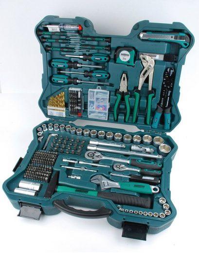 Brueder Mannesmann Werkzeuge Werkzeugkoffer »(303-tlg.)«