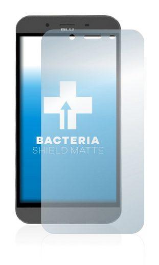 upscreen Schutzfolie »für BLU Studio XL«, Folie Schutzfolie matt entspiegelt antibakteriell