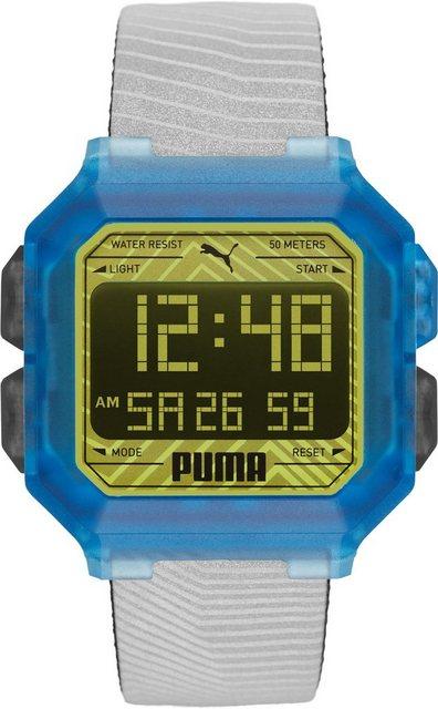PUMA Quarzuhr »REMIX, P5038«