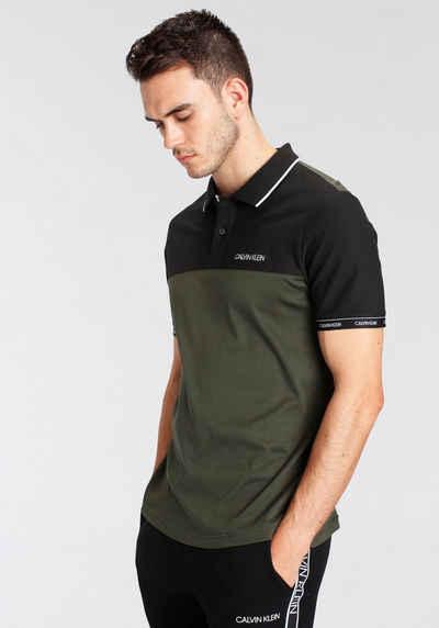 Calvin Klein Poloshirt »LOGO STRIPE«