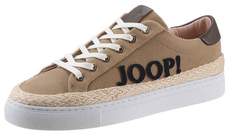 Joop! »Cotone Coralie« Sneaker mit weißer Laufsohle