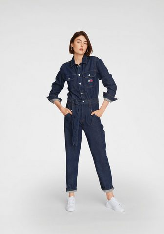 Tommy Jeans Tommy Džinsai Overall »MOM JUMPSUIT UD...