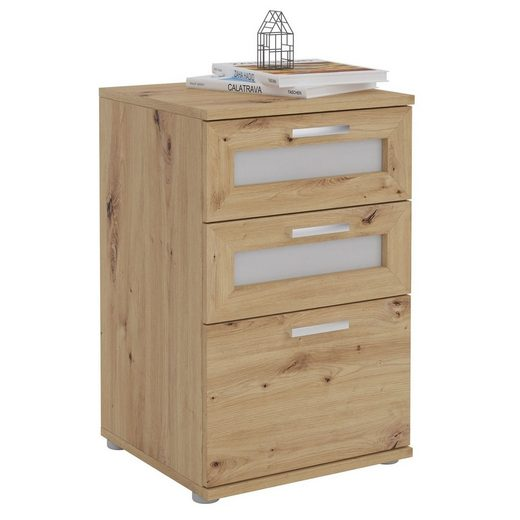 CARO-Möbel Nachtkommode »MARIKE«
