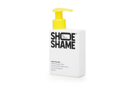 Shoe Shame Schuhcreme »Lose The Dirt«, Entfernt problemlos Flecken