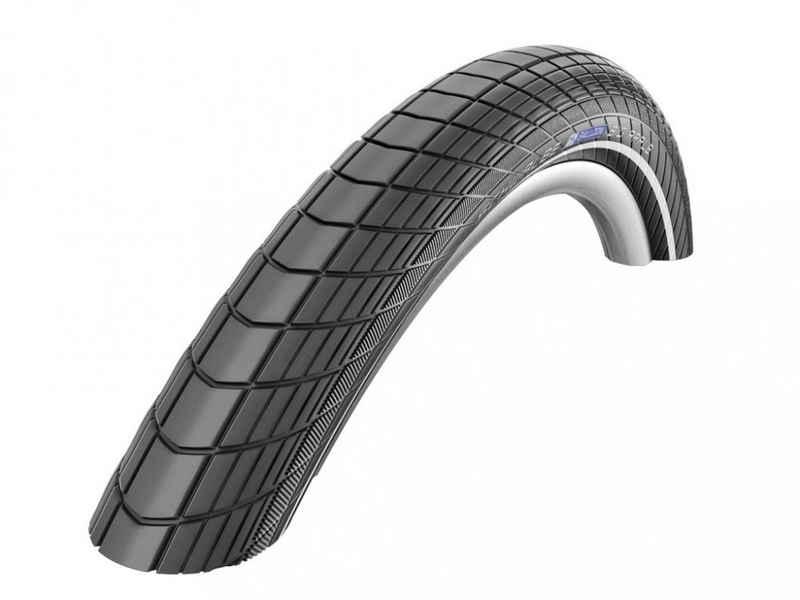 Schwalbe Fahrradreifen »Reifen Schwalbe Big Apple HS430 12x2.00' 50-203 sw«