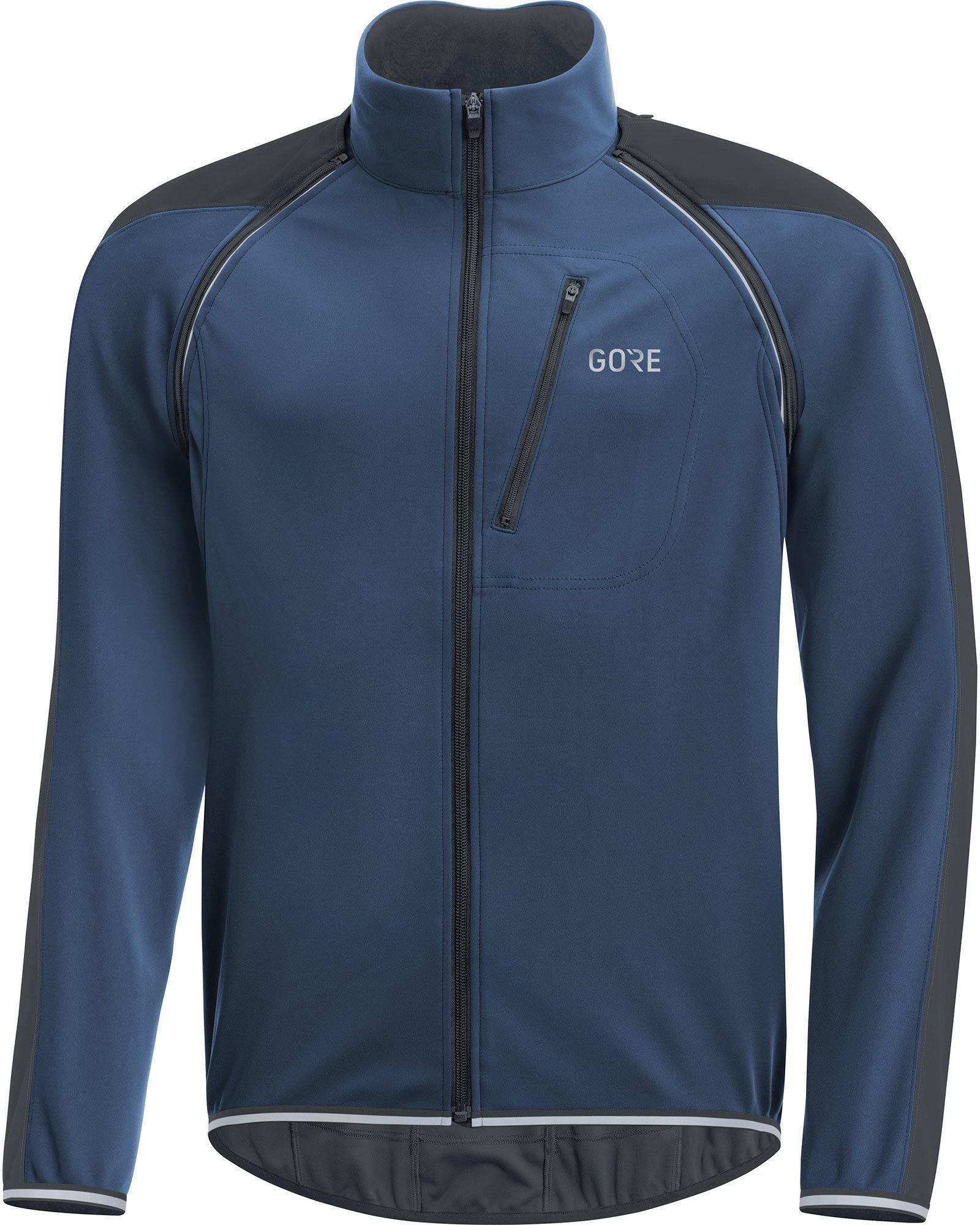 GORE® Wear Radjacke »C3 Windstopper Phantom Zip Off Jacket Herren« online kaufen | OTTO