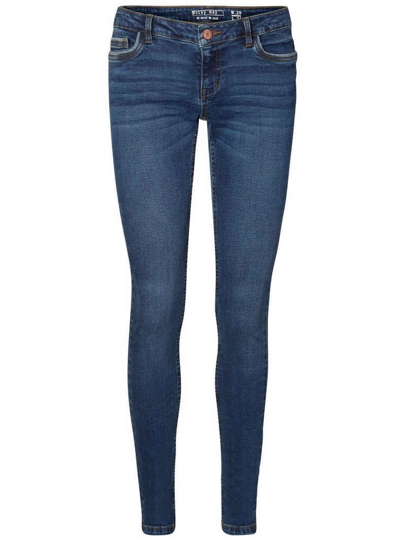 Noisy may Slim-fit-Jeans »EVE« Jeanshose mit Stretch