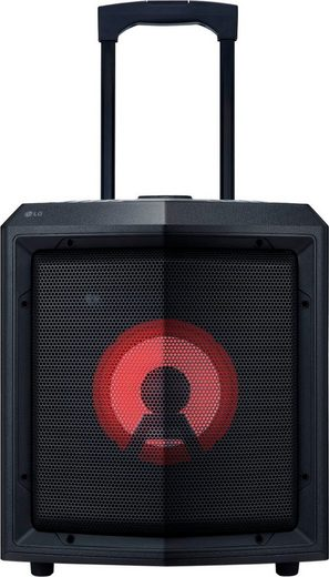 LG RL2 Party-Lautsprecher (Karaoke-Funktion, Bluetooth-Konnektivität)