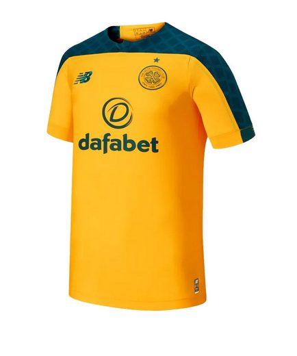 New Balance Fußballtrikot »Celtic Glasgow Trikot Away 19/20«