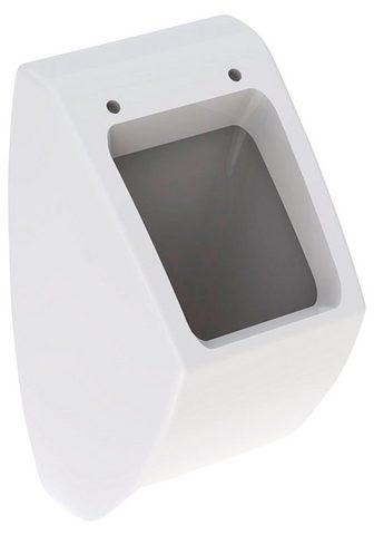 GEBERIT Urinal »Pareo« Porzellan Wasserspülung...
