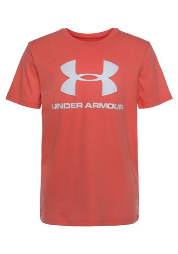 Under Armour® T-Shirt »LOGO SHORTSLEEVE« Für Kinder