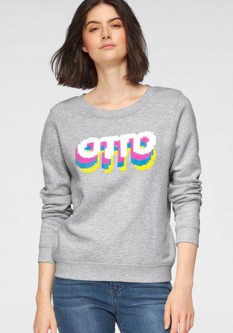 OTTO Megztinis » Logo Pride Edition« iš eko...