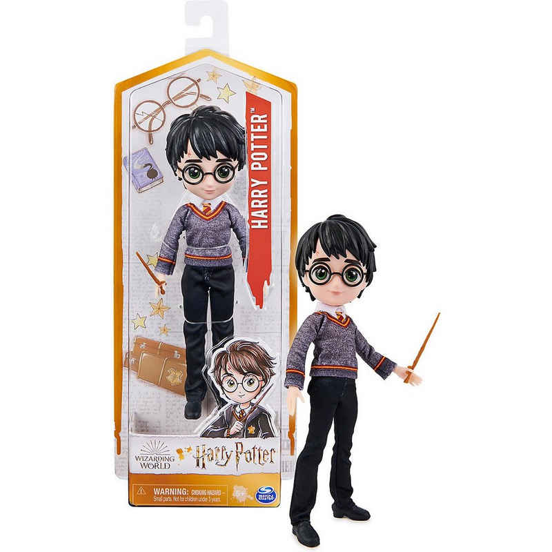 Spin Master Anziehpuppe »Harry Potter - Harry Potter Puppe, ca. 20,3 cm«