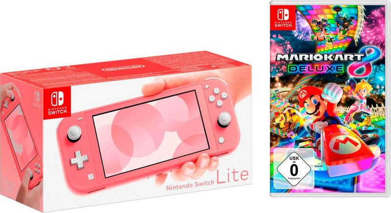 Nintendo Switch Lite, inkl. Mario Kart 8 Deluxe