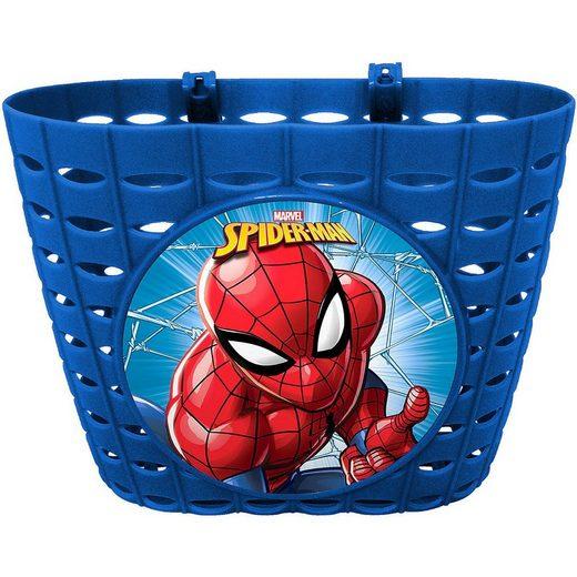 STAMP Fahrradtasche »Körbchen Spiderman«