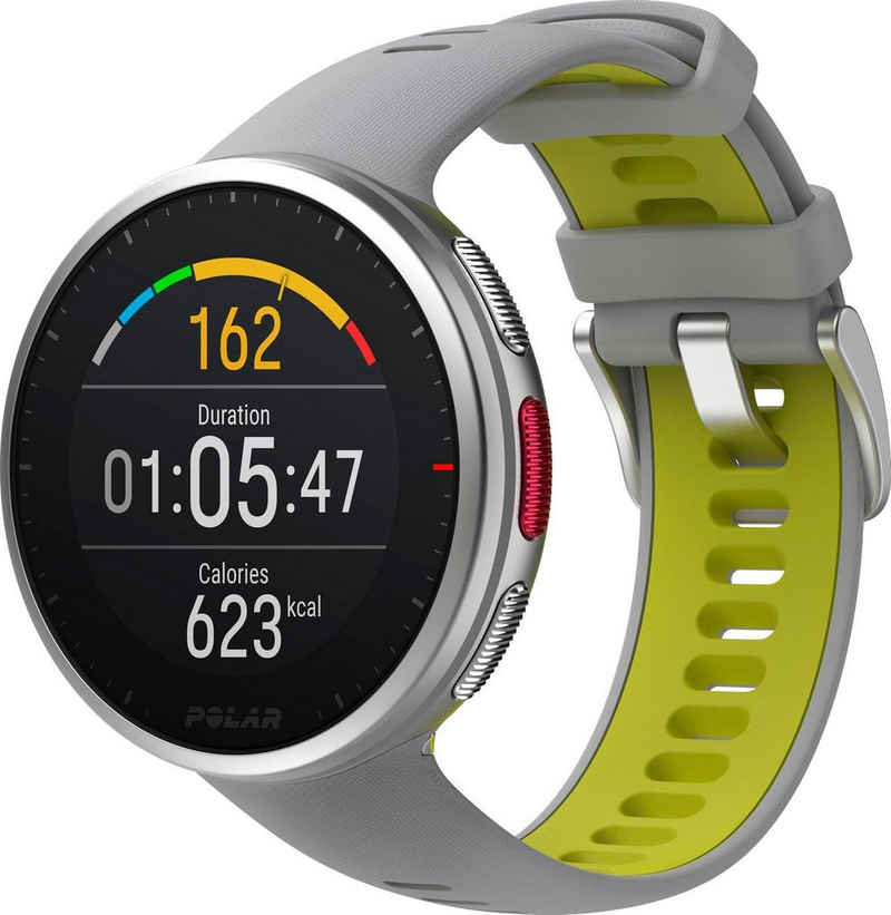 Polar VANTAGE V2 Smartwatch (3,04 cm/1,2 Zoll)