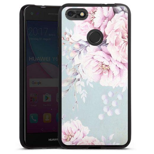 DeinDesign Handyhülle »Watercolour flower« Huawei P9 lite mini, Hülle Blume Pastell Utart