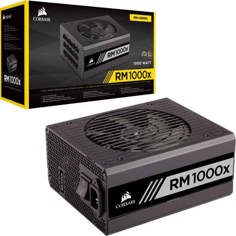 Corsair »RMx Series RM1000x – 80 PLUS« PC-Netzteil