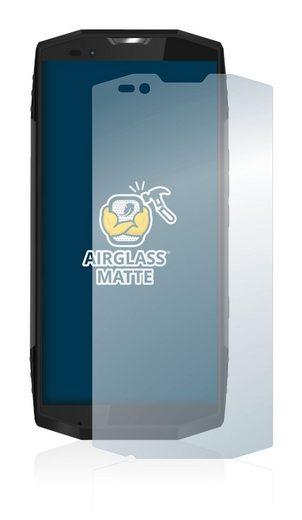 BROTECT Schutzfolie »Panzerglasfolie für Blackview BV9000 Pro«, Schutzglas Glasfolie matt