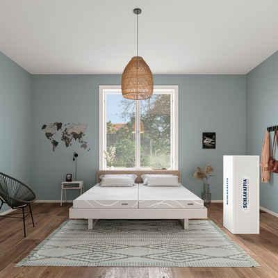 Komfortschaummatratze »myNap«, Schlaraffia, 18,5 cm hoch, Raumgewicht: 40, von Ergo Support auf gute Liegeeigenschaften und Dauerhaltbarkeit getestet!*