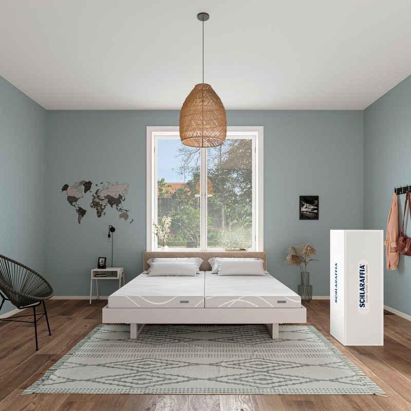 Komfortschaummatratze »myNap«, Schlaraffia, 18,5 cm hoch, Raumgewicht: 40, für alle Bett Größen geeignet, von Ergo Support in 90x200 getestet!