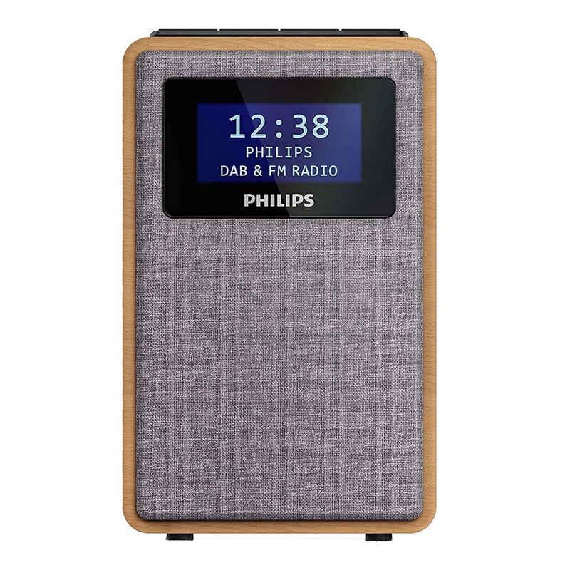 Philips »R5005 DAB+ Radio« Digitalradio (DAB) (1 W)