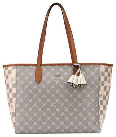 Joop! Shopper »cortina misto carmen shopper lhz«, mit herausnehmbarer Reißverschluss-Tasche