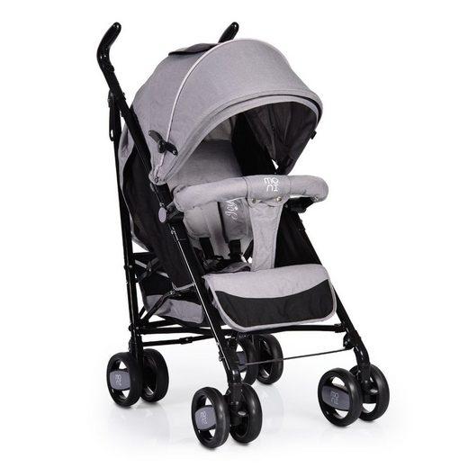 Moni Kinder-Buggy »Kinderwagen, Buggy Joy«, zusammenklappbar, Sonnendach, Griffe höhenverstellbar