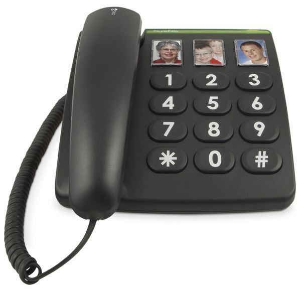 Doro »PhoneEasy™ 331ph« Festnetztelefon