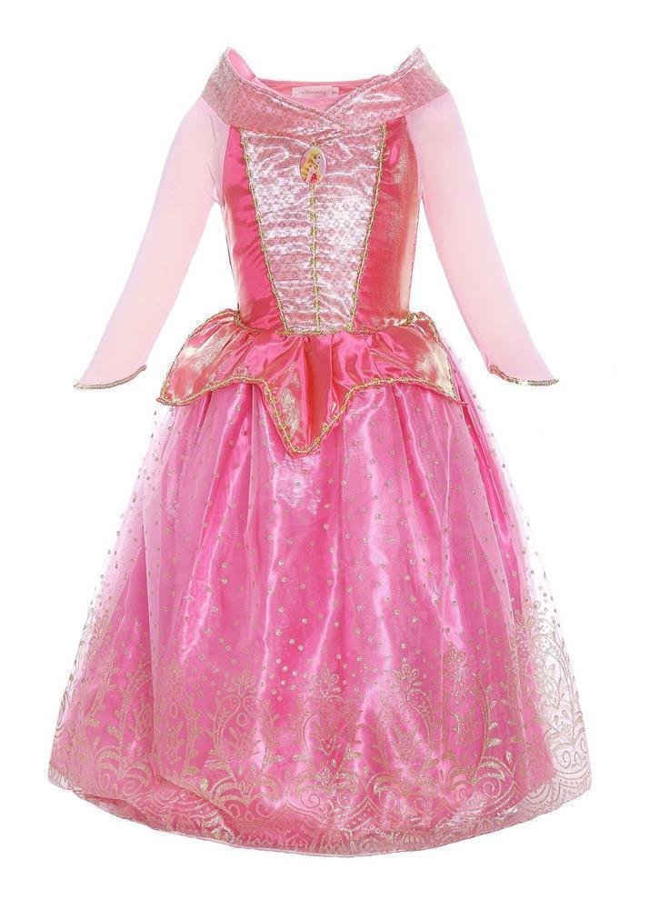 Katara Prinzessin-Kostüm »Dornröschen Märchen Prinzessin Sleeping Beauty«