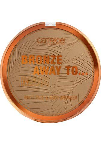 Catrice Bronzer-Puder »Bronze Away To... matin...
