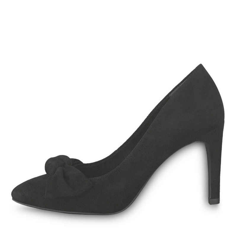 Tamaris »Damen Pumps« High-Heel-Pumps Schleife