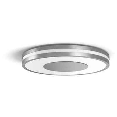 Philips Hue LED Deckenleuchte »Bluetooth White Ambiance Deckenleuchte Being in«, Deckenlampe, Deckenbeleuchtung, Deckenlicht