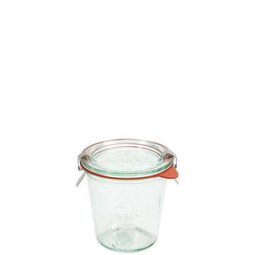 BUTLERS WECK »6x Einkochglas Sturzform 290ml«