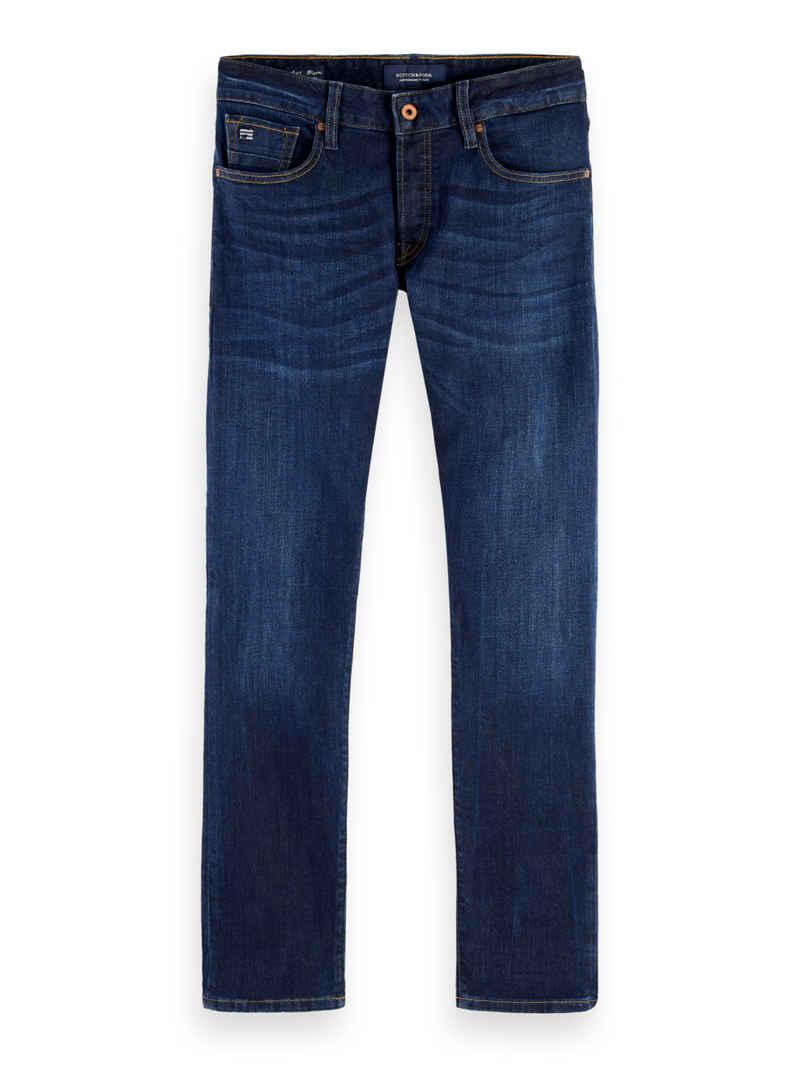 Scotch & Soda 5-Pocket-Jeans »Ralston Beaten Black«