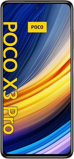 Xiaomi Poco X3 Pro Smartphone (16,94 cm/6,67 Zoll, 128 GB Speicherplatz, 48 MP Kamera)