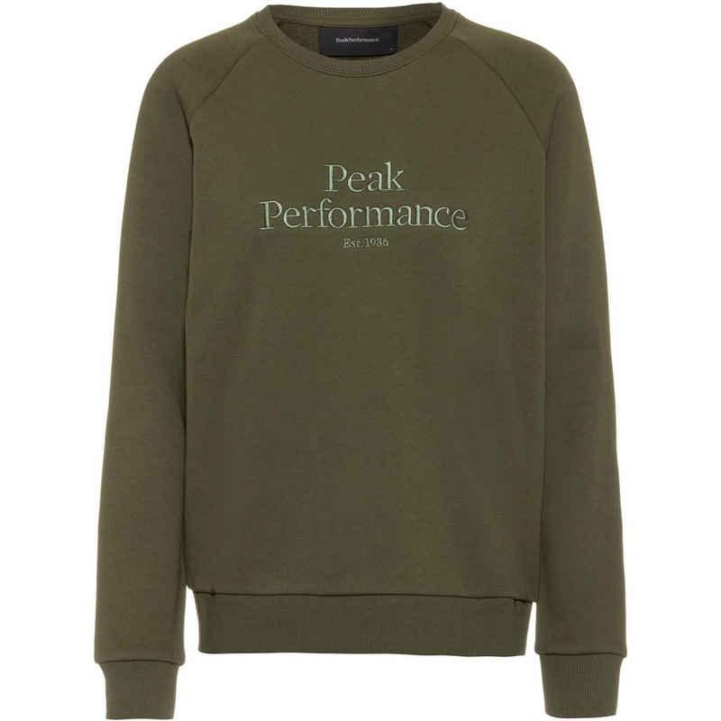 Peak Performance Sweatshirt »Original« keine Angabe