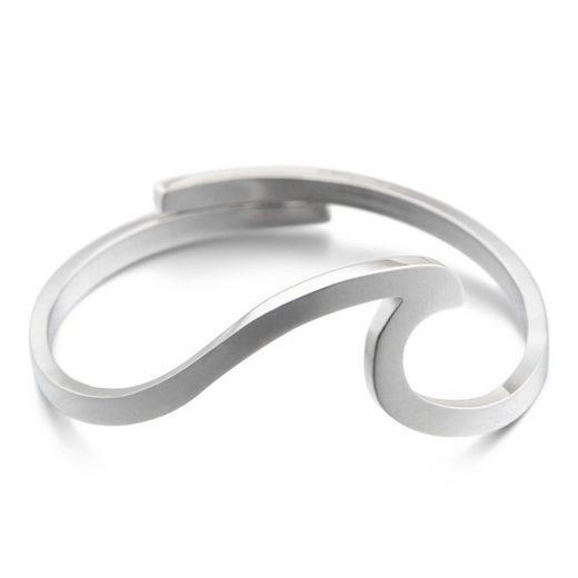Heideman Fingerring »Montis silber« (1-tlg), Ring mit Welle
