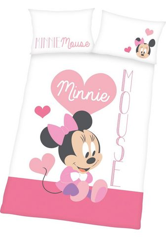 Walt Disney Babybettwäsche »Minnie Mouse« su puiku...