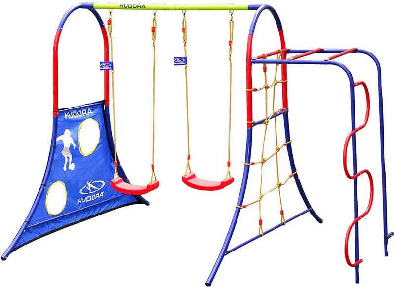 Hudora Schaukelkombination »Spielplatz 64019«, BxLxH: 300x230x210 cm, für bis zu 4 Kinder, max. 200 kg