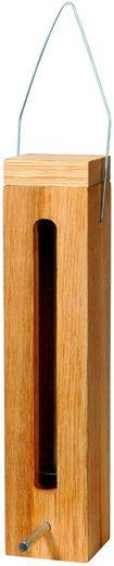 LUXUS-VOGELHAUS Futterspender , BxTxH: 5x5x23 cm