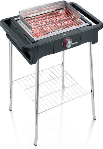Severin Standgrill PG 8124 STYLE EVO S, 2500 W
