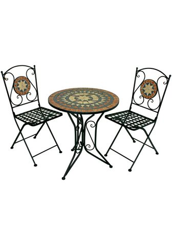 Garden Pleasure Balkono baldų komplektas »Pular«