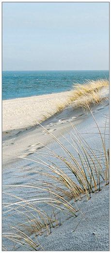 MySpotti Spritzschutz »fresh F2 Sea Coast«, 90 x 210 cm