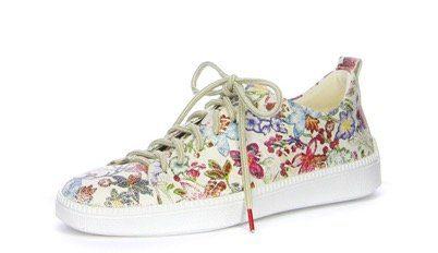 Think! »Turna« Sneaker mit schönem Blumenprint