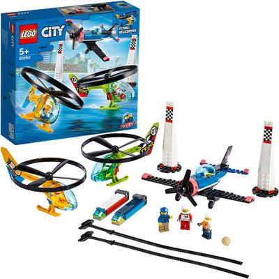 LEGO® Konstruktionsspielsteine »Air Race (60260), LEGO® City Airport«, (140 St), Made in Europe