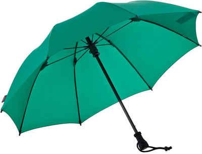 Euroschirm Stockregenschirm »birdiepal® outdoor«, mit verstellbarem, rutschfestem Schultertragegurt