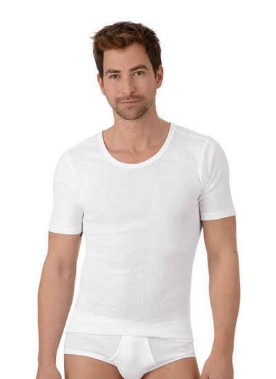 Trigema Unterhemd, Feinripp im Doppelpack