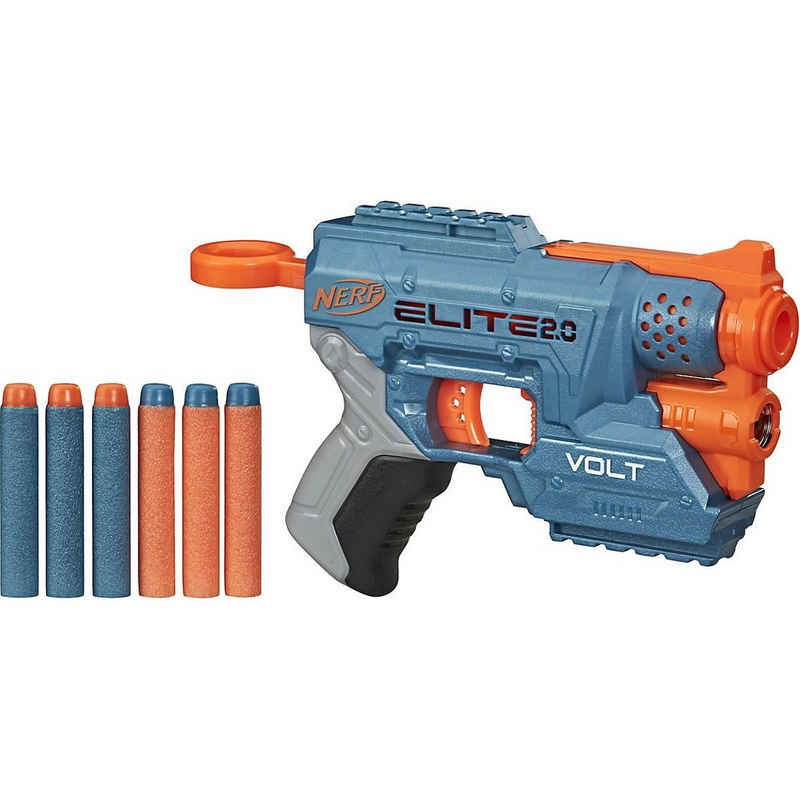 Hasbro Blaster »Nerf Elite 2.0 Volt SD-1 Blaster mit 6 Nerf Darts,«